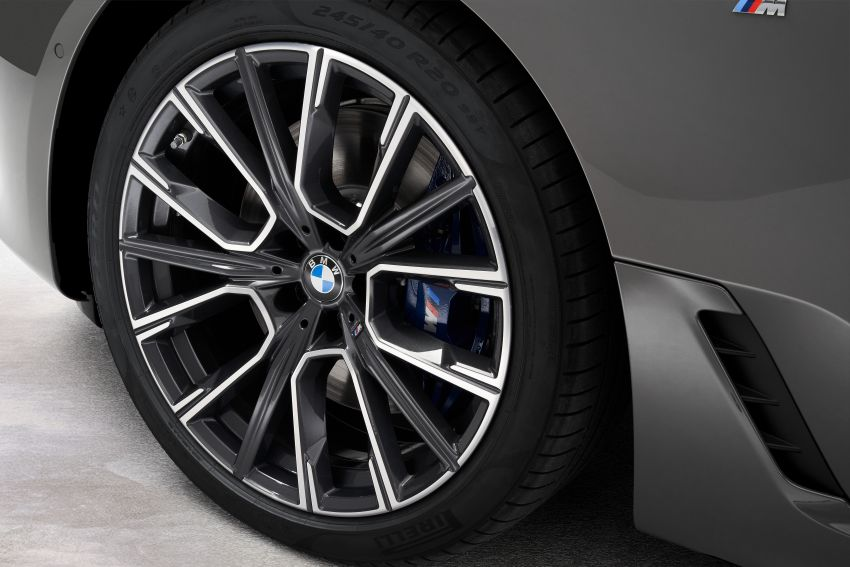 G32 BMW 6 Series Gran Turismo LCI debuts – updated styling, mild hybrid engines, revised list of equipment Image #1121922