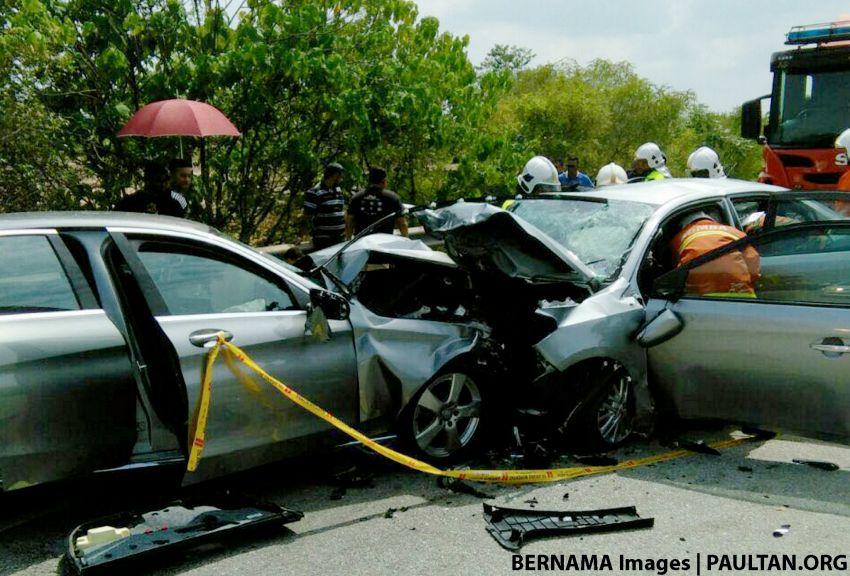 Malaysia di landasan yang betul dalam usaha kurangkan kematian akibat nahas jalan raya – kajian Image #1120734