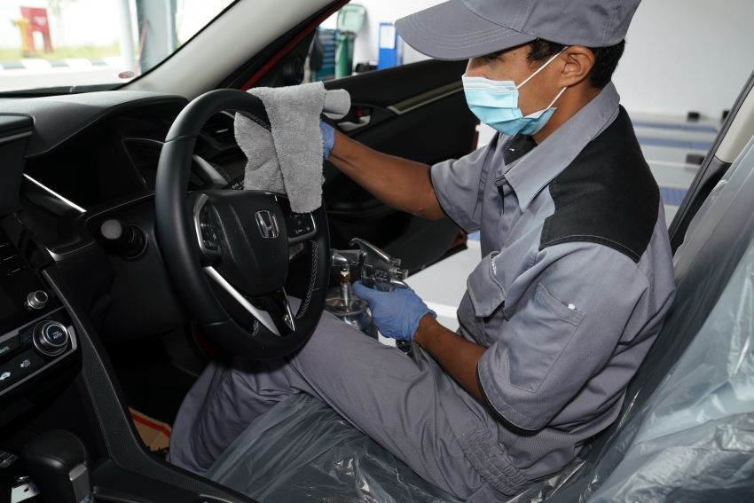 Honda Malaysia reopens all dealerships in the country Image #1118406
