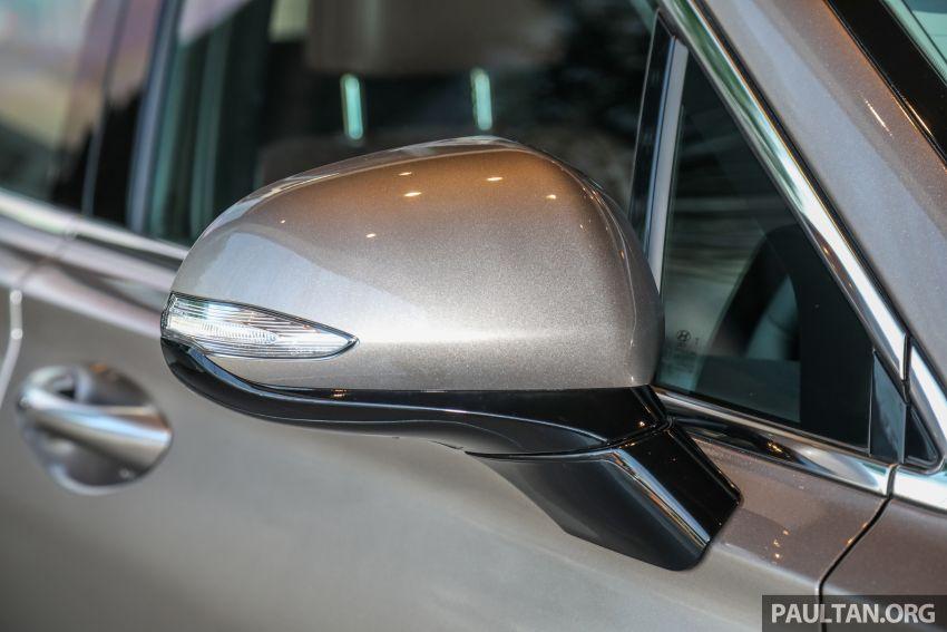 GALLERY: 2020 Hyundai Santa Fe with third-row vents Image #1120046