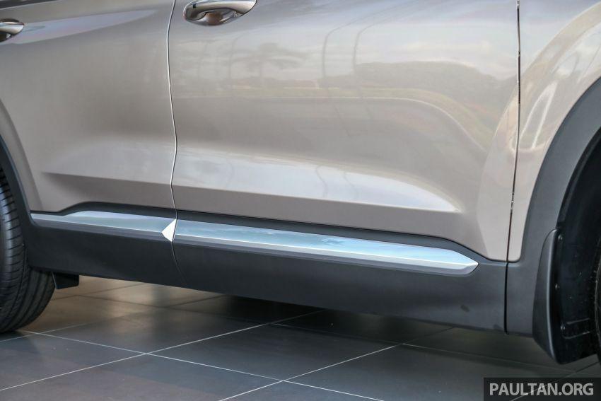 GALLERY: 2020 Hyundai Santa Fe with third-row vents Image #1120049