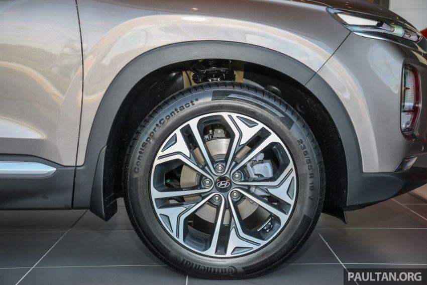 GALERI: Hyundai Santa Fe 2020 – RM2k lebih mahal, kini dilengkapi liang pendingin hawa baris ketiga Image #1120200