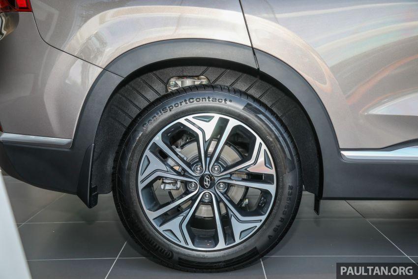 GALERI: Hyundai Santa Fe 2020 – RM2k lebih mahal, kini dilengkapi liang pendingin hawa baris ketiga Image #1120202
