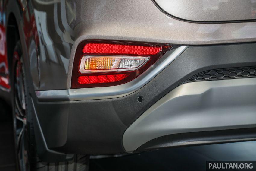 GALLERY: 2020 Hyundai Santa Fe with third-row vents Image #1120055