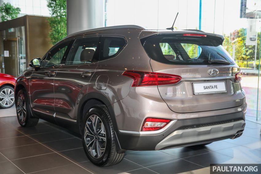 GALERI: Hyundai Santa Fe 2020 – RM2k lebih mahal, kini dilengkapi liang pendingin hawa baris ketiga Image #1120181