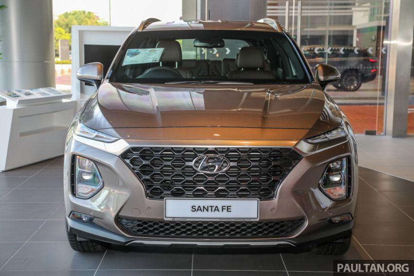 GALERI: Hyundai Santa Fe 2020 – RM2k lebih mahal, kini dilengkapi liang pendingin hawa baris ketiga Image #1120184