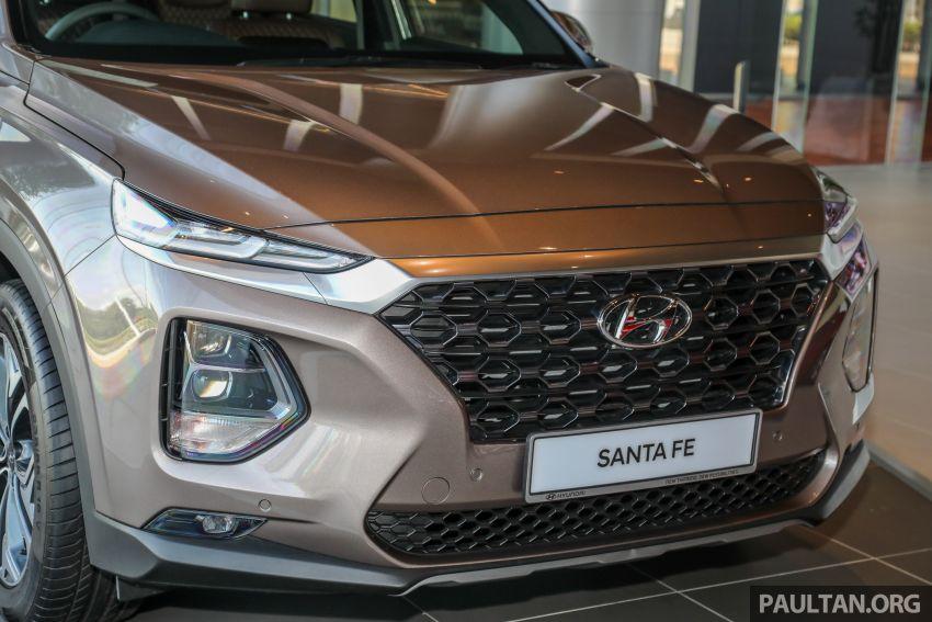 GALERI: Hyundai Santa Fe 2020 – RM2k lebih mahal, kini dilengkapi liang pendingin hawa baris ketiga Image #1120186
