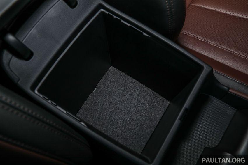 GALLERY: 2020 Hyundai Santa Fe with third-row vents Image #1120075