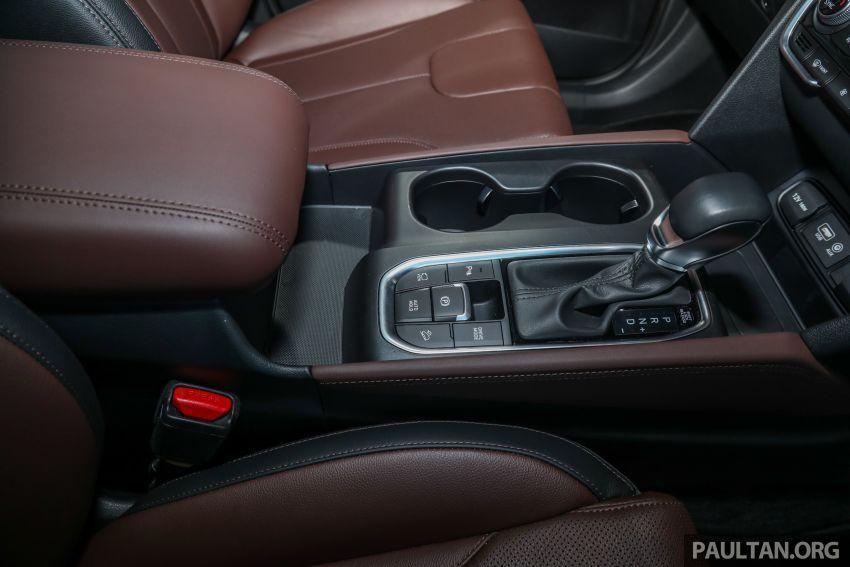 GALLERY: 2020 Hyundai Santa Fe with third-row vents Image #1120076
