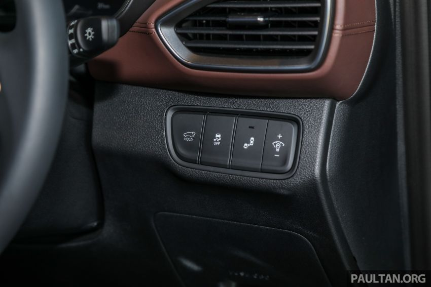 GALLERY: 2020 Hyundai Santa Fe with third-row vents Image #1120080