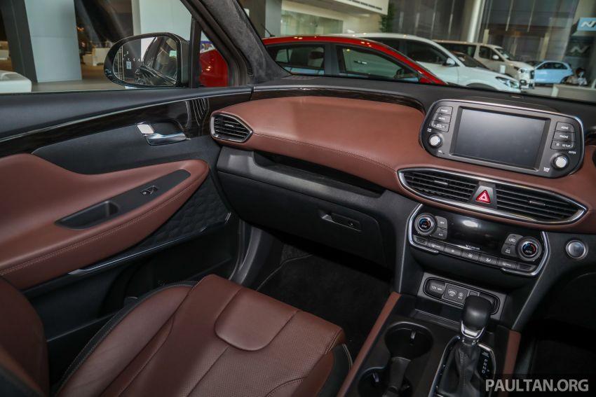 GALERI: Hyundai Santa Fe 2020 – RM2k lebih mahal, kini dilengkapi liang pendingin hawa baris ketiga Image #1120275