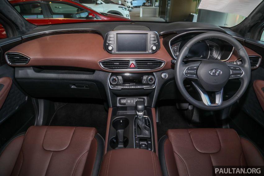 GALERI: Hyundai Santa Fe 2020 – RM2k lebih mahal, kini dilengkapi liang pendingin hawa baris ketiga Image #1120221