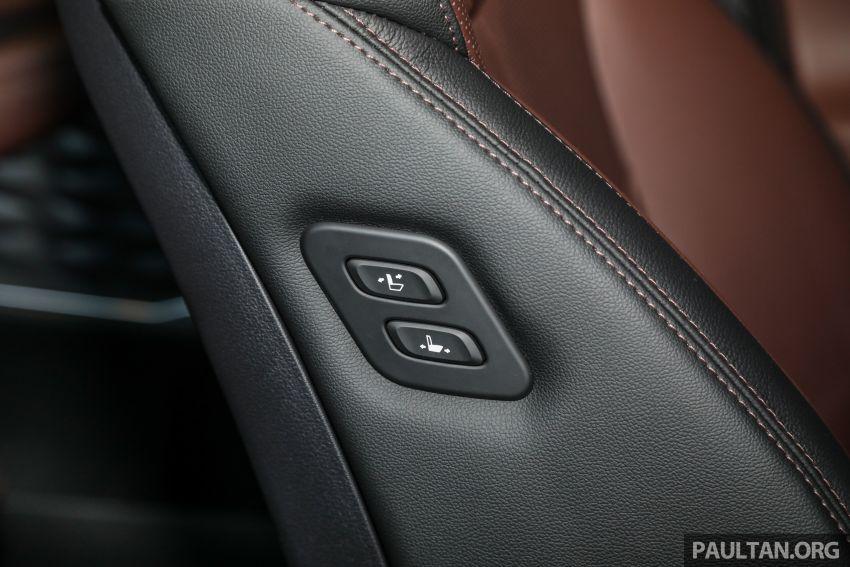 GALLERY: 2020 Hyundai Santa Fe with third-row vents Image #1120086