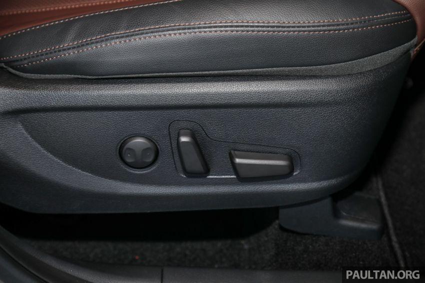 GALLERY: 2020 Hyundai Santa Fe with third-row vents Image #1120087