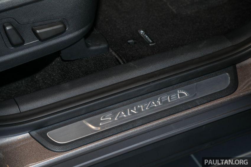 GALERI: Hyundai Santa Fe 2020 – RM2k lebih mahal, kini dilengkapi liang pendingin hawa baris ketiga Image #1120284