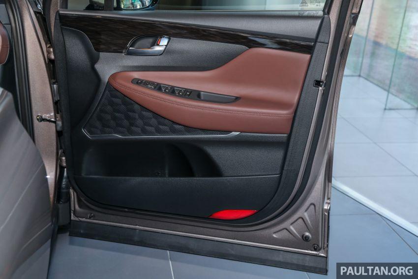 GALERI: Hyundai Santa Fe 2020 – RM2k lebih mahal, kini dilengkapi liang pendingin hawa baris ketiga Image #1120285