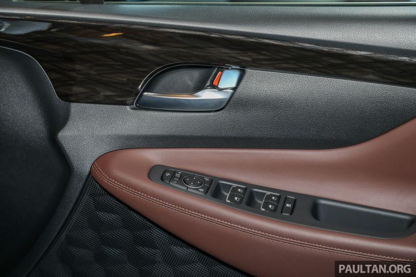 GALERI: Hyundai Santa Fe 2020 – RM2k lebih mahal, kini dilengkapi liang pendingin hawa baris ketiga Image #1120286