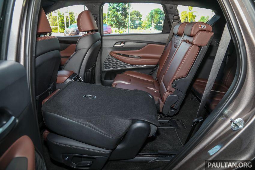 GALERI: Hyundai Santa Fe 2020 – RM2k lebih mahal, kini dilengkapi liang pendingin hawa baris ketiga Image #1120292