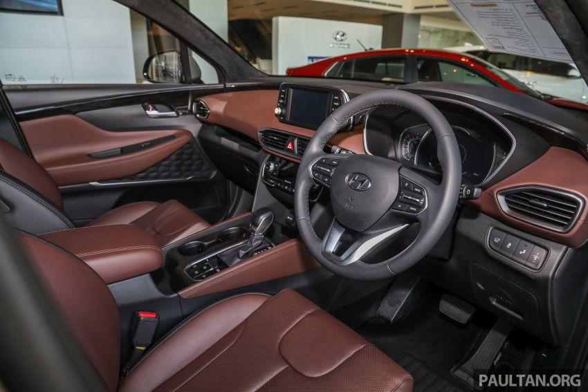 GALERI: Hyundai Santa Fe 2020 – RM2k lebih mahal, kini dilengkapi liang pendingin hawa baris ketiga Image #1120224