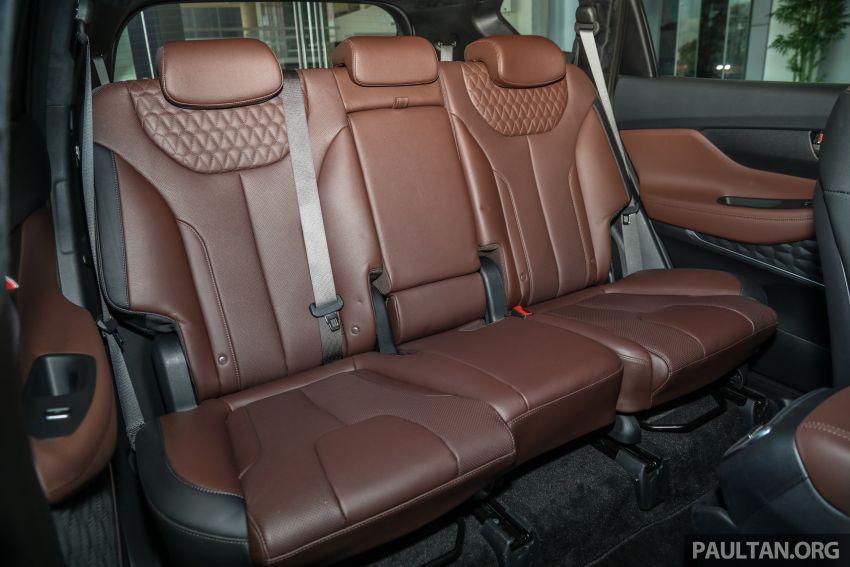 GALLERY: 2020 Hyundai Santa Fe with third-row vents Image #1120094