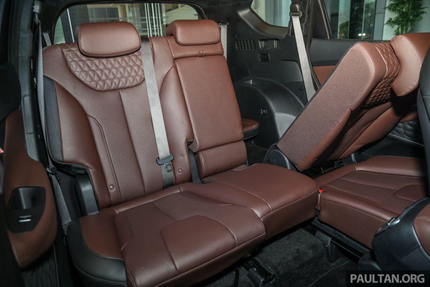 GALERI: Hyundai Santa Fe 2020 – RM2k lebih mahal, kini dilengkapi liang pendingin hawa baris ketiga Image #1120295