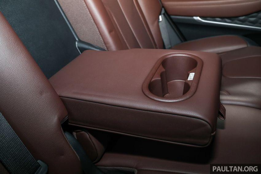 GALLERY: 2020 Hyundai Santa Fe with third-row vents Image #1120096