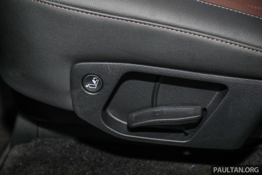 GALLERY: 2020 Hyundai Santa Fe with third-row vents Image #1120098