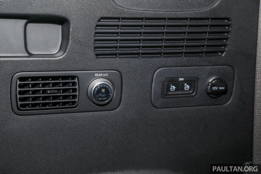 GALLERY: 2020 Hyundai Santa Fe with third-row vents Image #1120101