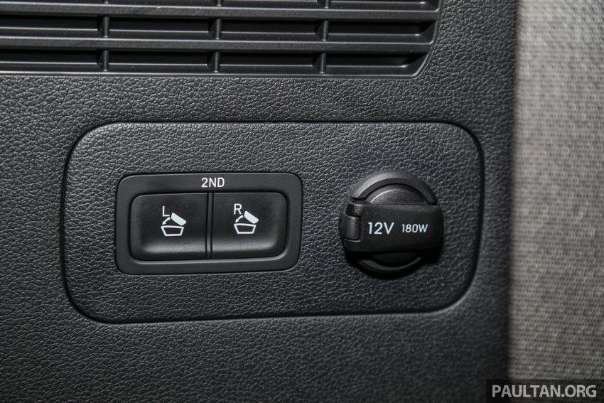 GALERI: Hyundai Santa Fe 2020 – RM2k lebih mahal, kini dilengkapi liang pendingin hawa baris ketiga Image #1120306