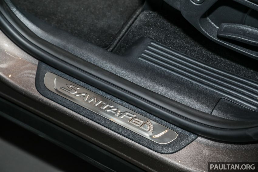 GALERI: Hyundai Santa Fe 2020 – RM2k lebih mahal, kini dilengkapi liang pendingin hawa baris ketiga Image #1120308