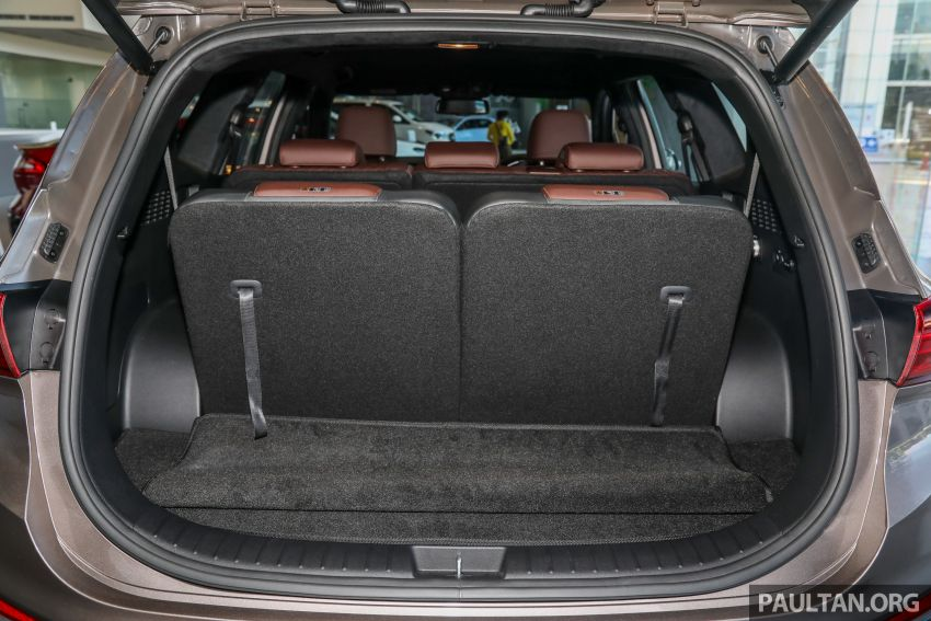 GALERI: Hyundai Santa Fe 2020 – RM2k lebih mahal, kini dilengkapi liang pendingin hawa baris ketiga Image #1120310