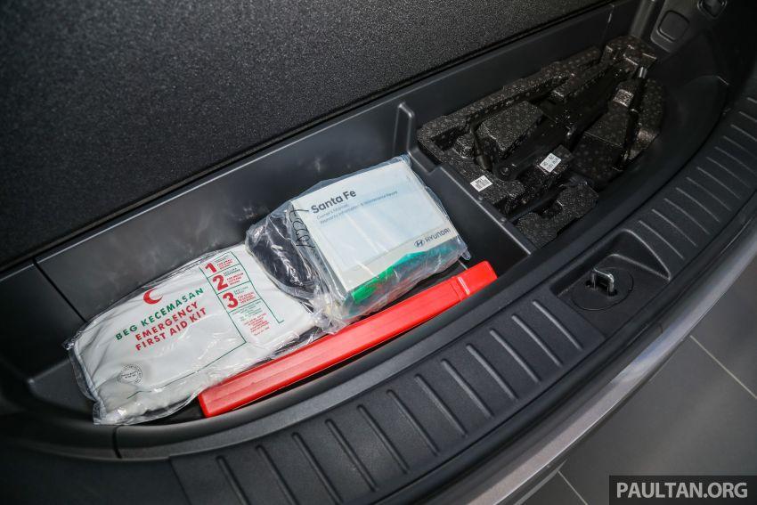 GALERI: Hyundai Santa Fe 2020 – RM2k lebih mahal, kini dilengkapi liang pendingin hawa baris ketiga Image #1120313