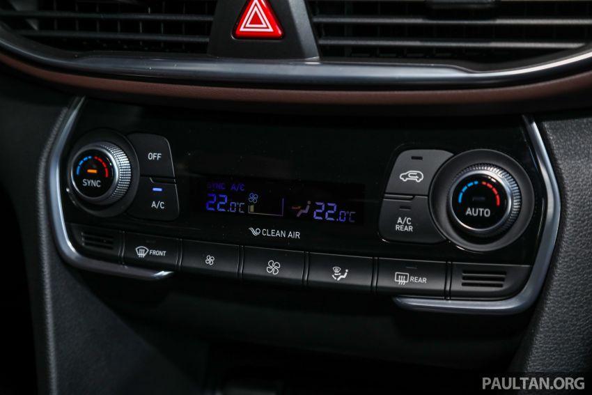 GALERI: Hyundai Santa Fe 2020 – RM2k lebih mahal, kini dilengkapi liang pendingin hawa baris ketiga Image #1120232