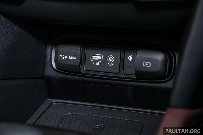 GALLERY: 2020 Hyundai Santa Fe with third-row vents Image #1120072