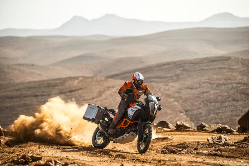 VIDEO: KTM 1290 Super Adventure R and Chris Birch Image #1123769