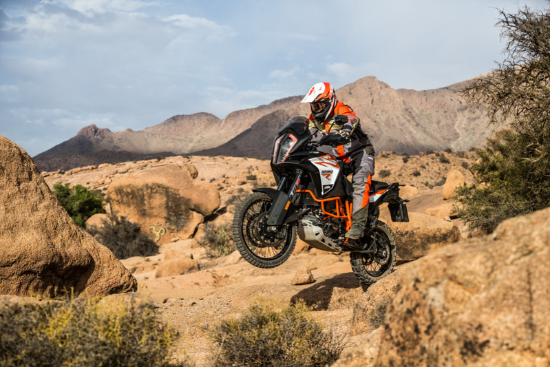 VIDEO: KTM 1290 Super Adventure R and Chris Birch Image #1123761