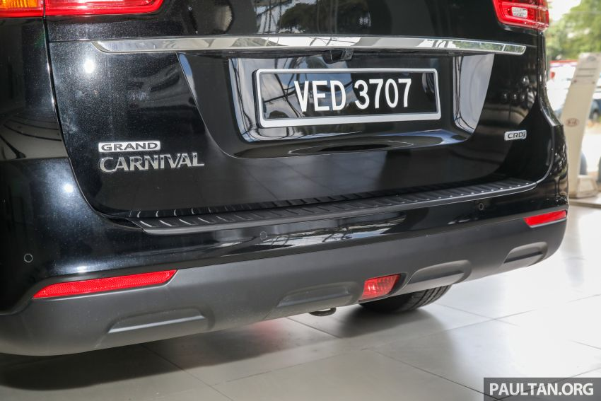 2020 Kia Grand Carnival with 11 seats now in M'sia – 2.2L turbodiesel, 200 PS, 440 Nm, 8-spd auto, RM180k Image #1119469