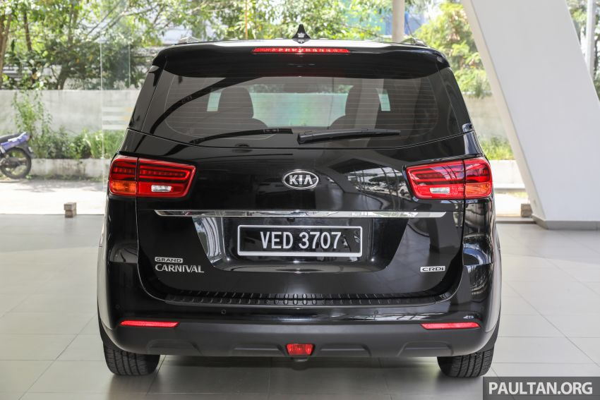 2020 Kia Grand Carnival with 11 seats now in M'sia – 2.2L turbodiesel, 200 PS, 440 Nm, 8-spd auto, RM180k Image #1119453