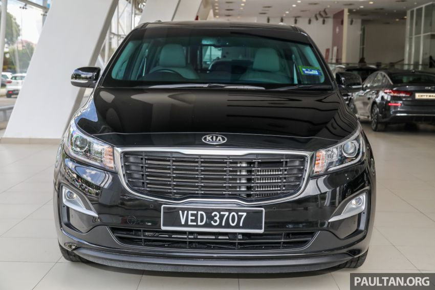 2020 Kia Grand Carnival with 11 seats now in M'sia – 2.2L turbodiesel, 200 PS, 440 Nm, 8-spd auto, RM180k Image #1119454