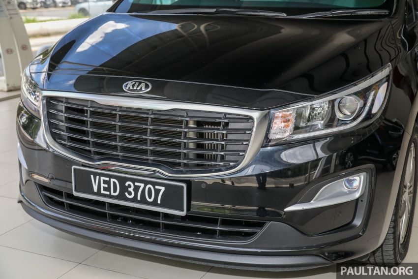 2020 Kia Grand Carnival with 11 seats now in M'sia – 2.2L turbodiesel, 200 PS, 440 Nm, 8-spd auto, RM180k Image #1119455