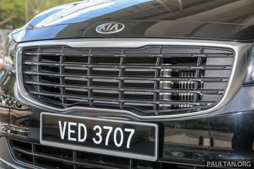 2020 Kia Grand Carnival with 11 seats now in M'sia – 2.2L turbodiesel, 200 PS, 440 Nm, 8-spd auto, RM180k Image #1119458