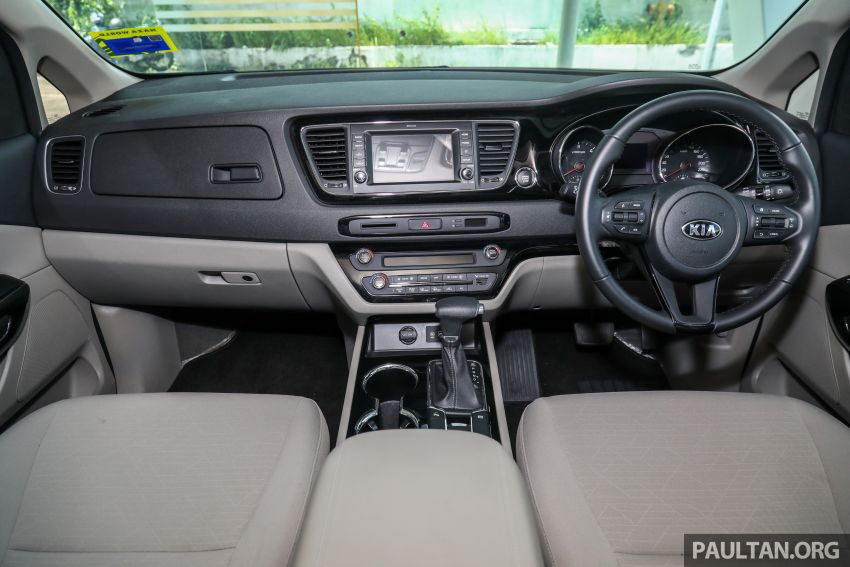 2020 Kia Grand Carnival with 11 seats now in M'sia – 2.2L turbodiesel, 200 PS, 440 Nm, 8-spd auto, RM180k Image #1119475