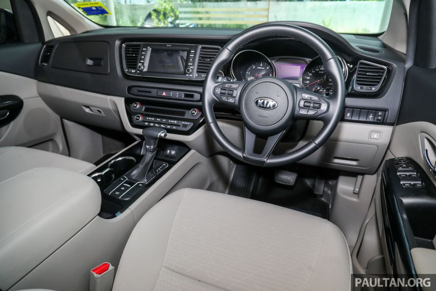 2020 Kia Grand Carnival with 11 seats now in M'sia – 2.2L turbodiesel, 200 PS, 440 Nm, 8-spd auto, RM180k Image #1119492