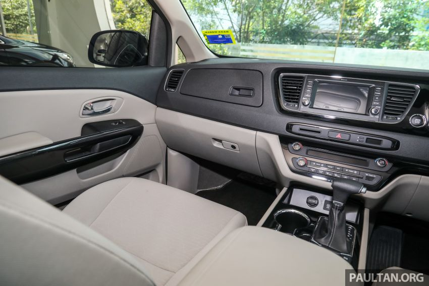 2020 Kia Grand Carnival with 11 seats now in M'sia – 2.2L turbodiesel, 200 PS, 440 Nm, 8-spd auto, RM180k Image #1119494