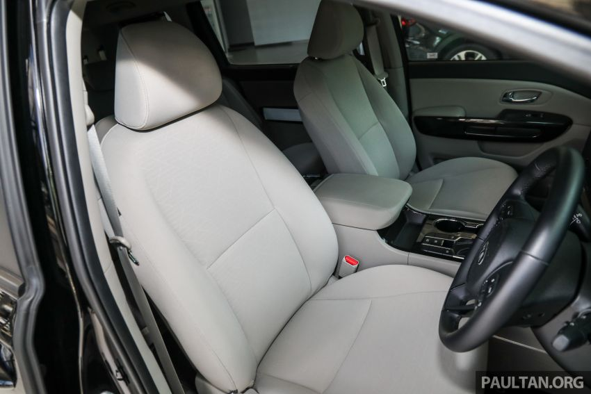 2020 Kia Grand Carnival with 11 seats now in M'sia – 2.2L turbodiesel, 200 PS, 440 Nm, 8-spd auto, RM180k Image #1119496