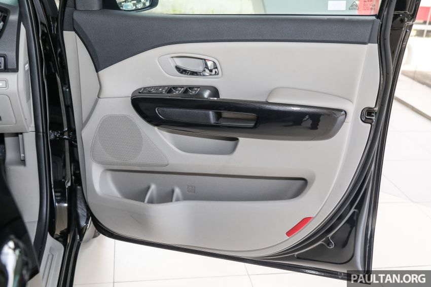 2020 Kia Grand Carnival with 11 seats now in M'sia – 2.2L turbodiesel, 200 PS, 440 Nm, 8-spd auto, RM180k Image #1119499