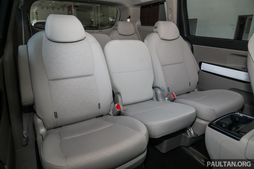 2020 Kia Grand Carnival with 11 seats now in M'sia – 2.2L turbodiesel, 200 PS, 440 Nm, 8-spd auto, RM180k Image #1119504