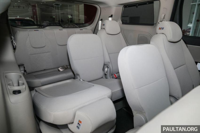 2020 Kia Grand Carnival with 11 seats now in M'sia – 2.2L turbodiesel, 200 PS, 440 Nm, 8-spd auto, RM180k Image #1119506
