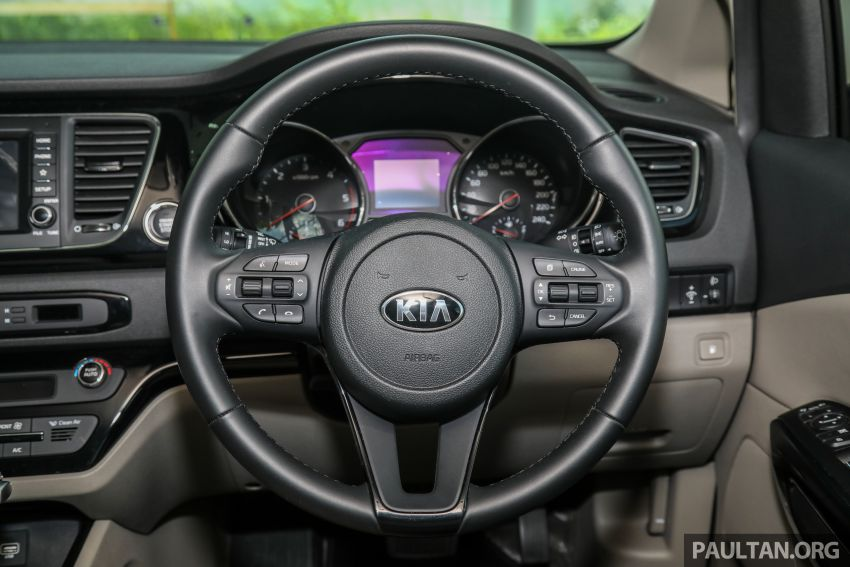 2020 Kia Grand Carnival with 11 seats now in M'sia – 2.2L turbodiesel, 200 PS, 440 Nm, 8-spd auto, RM180k Image #1119478