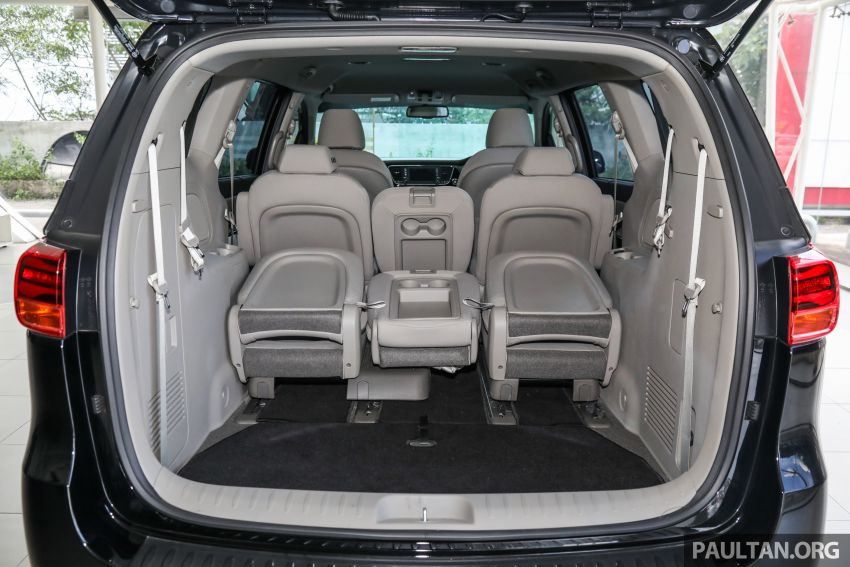 2020 Kia Grand Carnival with 11 seats now in M'sia – 2.2L turbodiesel, 200 PS, 440 Nm, 8-spd auto, RM180k Image #1119516